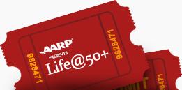 AARP PRESENTS Life@50+