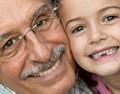 Abuelo e hija