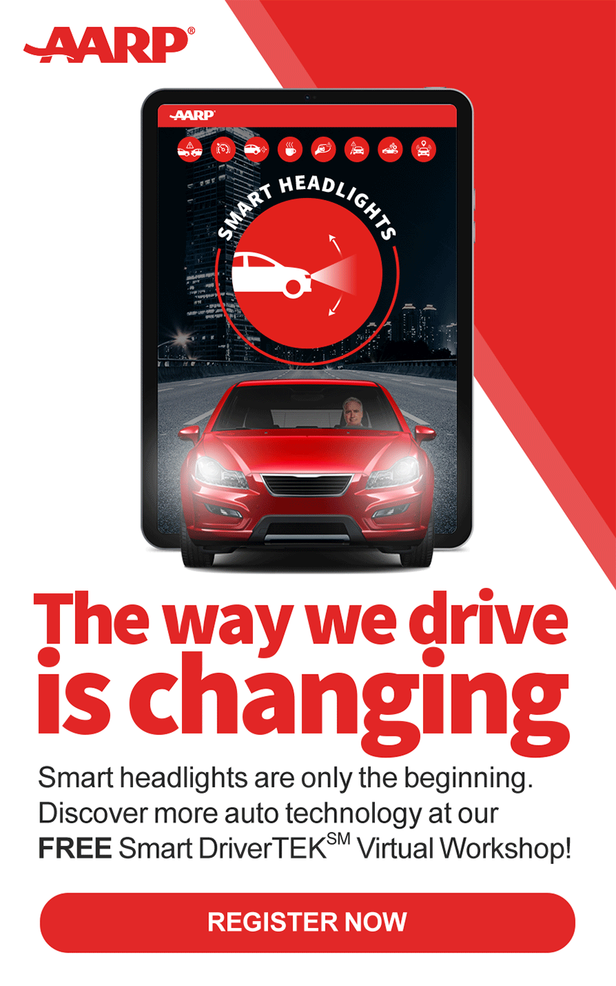 The way we drive is changing.