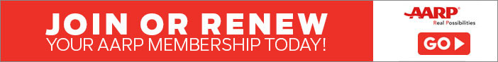 Join or Renew Your AARP Membership Today!